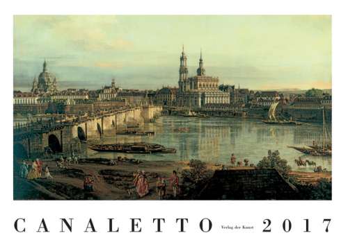 Canaletto 2017 – Wandkalender
